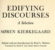 Edifying Discourses