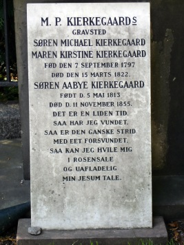 Kierkegaard_Tomb3