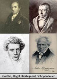 goethe to schopenhauer