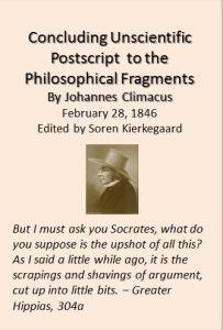 Concluding Postscript