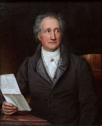 Johann Wolfgang von Goethe 28 August 1749 – 22 March 1832)