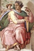 Isaiah (Jesaja), 1509, Michelangelo