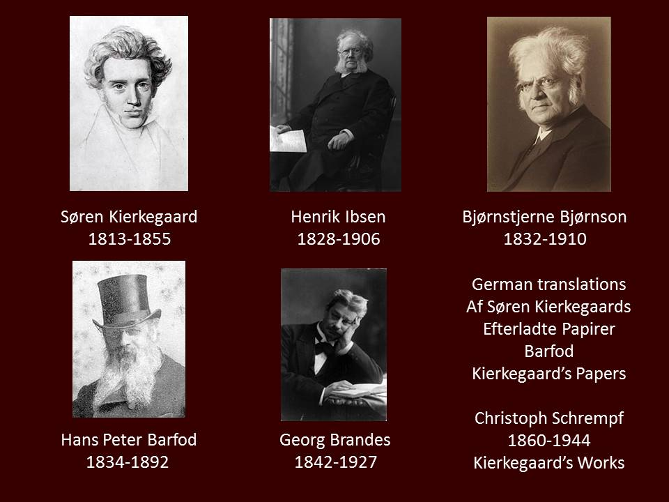 using soren kierkegaards philosophies of truth to analysis a dolls house 'and what was kierkegaard's weapon but a pen søren kierkegaard: an introduction to his life and philosophy, trans a the søren kierkegaards skifter.