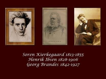 SK ibsen and brandes