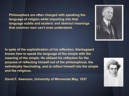 Swenson quote 1937