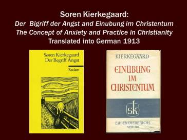 Kierkegaard angst and practic