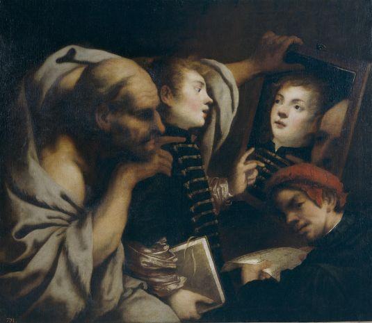 Pietro_della_Vecchia_-_Socrates_and_two_students