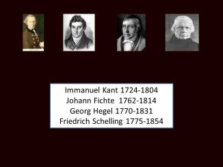kant-to-schelling