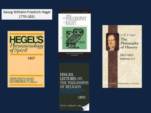 hegels-books