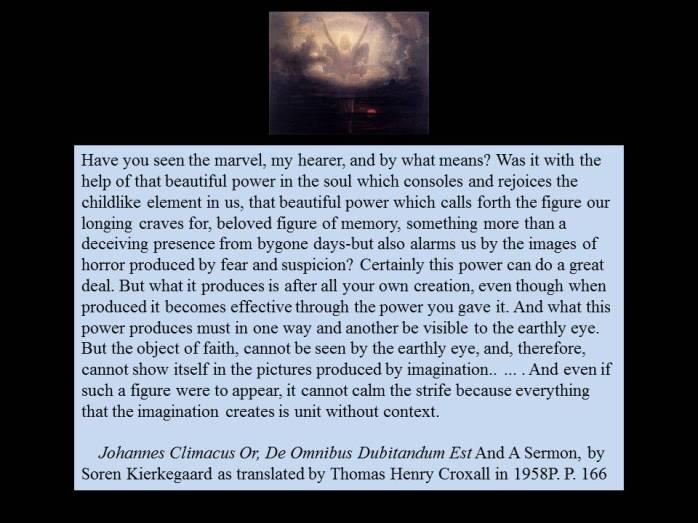 kierkegaard on imagination