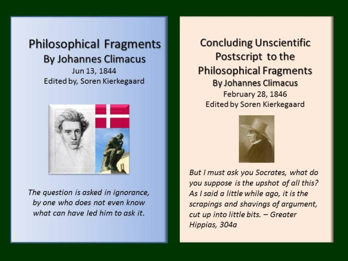 fragments and concluding